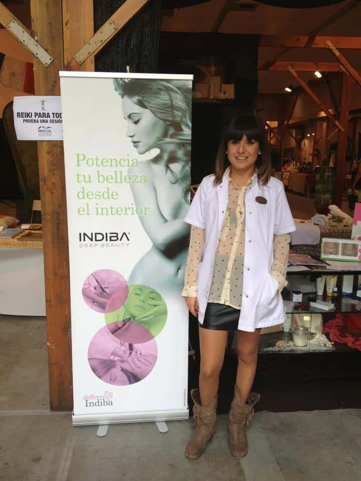 María Cuevas en Feria Ecosentido 2013